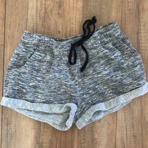Pants - Soft Terry Cloth Shorts